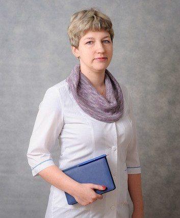 Левитина Мария Владимировна