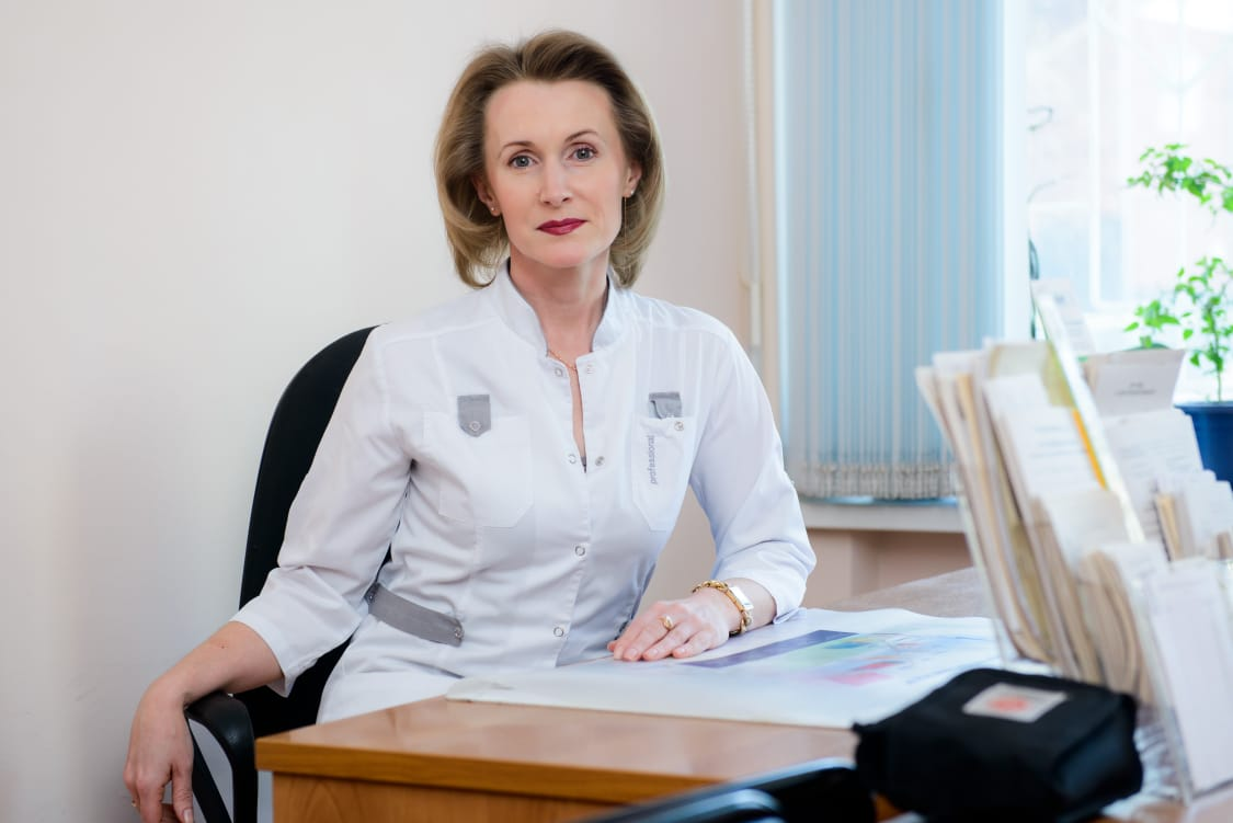 Зуева Ольга Вениаминовна